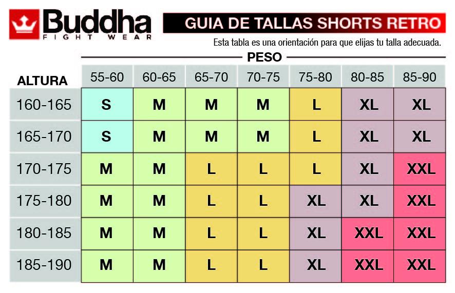 Guia Short buddha